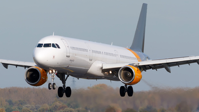 YL-LCZ - Airbus A321-211 - SmartLynx Airlines
