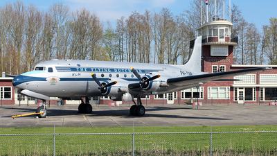 PH-TAR - Douglas C-54A Skymaster - KLM Royal Dutch Airlines