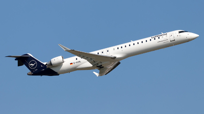A picture of DACNL - Mitsubishi CRJ900LR - Lufthansa - © Oliver Richter