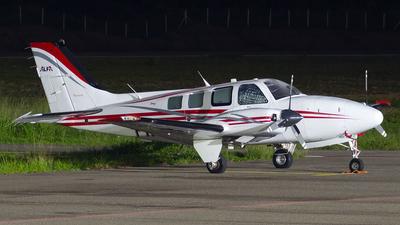 PR-FBG - Beechcraft 58 Baron - Private