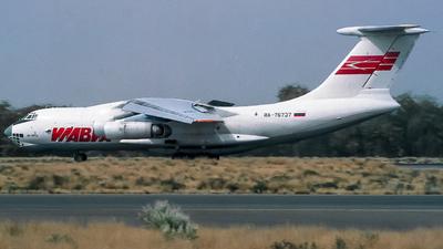 RA-76737 - Ilyushin IL-76TD - Ilavia
