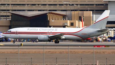 N732CK - Boeing 737-405(SF) - Kalitta Charters II