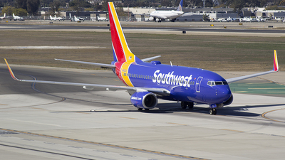N433LV - Boeing 737-7H4 - Southwest Airlines
