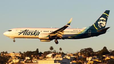 N531AS - Boeing 737-890 - Alaska Airlines