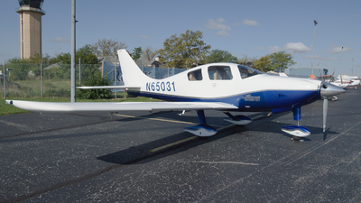 N65031 - Lancair LC42-550FG Columbia 350 - Private