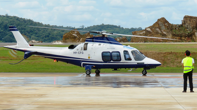 PP-CFO - Agusta-Westland AW-109SP - Private