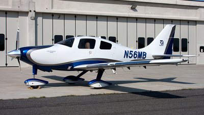 N56MB - Cessna LC41-550FG - Private
