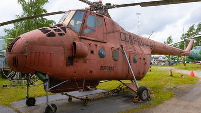 CCCP-31449 - Mil Mi-4 Hound - Aeroflot