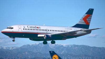 C-GVPW - Boeing 737-275(Adv) - Canadian Airlines International