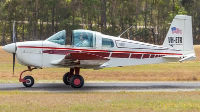 VH-ETR - Grumman American AA-1B Trainer - Private