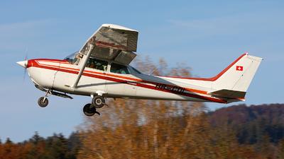 HB-CQL - Cessna 172P Skyhawk II - Flubag Flugbetriebs