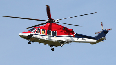 PH-EUF - Agusta-Westland AW-139 - CHC Europe