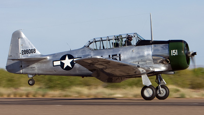 N4086T - North American AT-6D Texan - Private