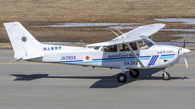 A picture of JA392A - Cessna 172S Skyhawk SP - [172S11732] - © Shimizu Brothers