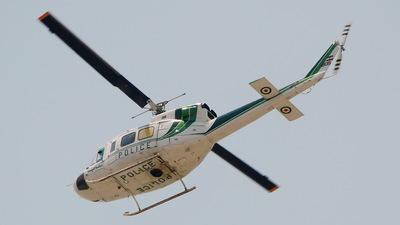 1908 - Bell 212 - Iran - Police Aviation