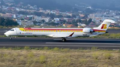 EC-JZU - Bombardier CRJ-900ER - Iberia Regional (Air Nostrum)