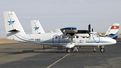 7T-VND - De Havilland Canada DHC-6-300 Twin Otter - Star Aviation Algeria