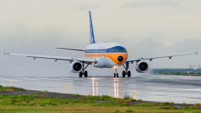 N763JB - Airbus A320-232 - jetBlue Airways