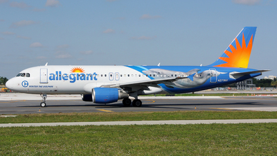 N271NV - Airbus A320-214 - Allegiant Air