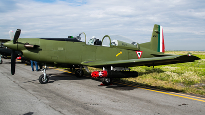 2567 - Pilatus PC-7 - Mexico - Air Force