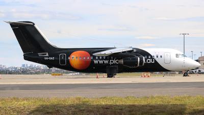 VH-SAZ - British Aerospace BAe 146-200(QC) - Pionair