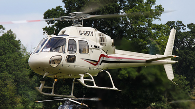 G-GBTV - Eurocopter AS 355N TwinStar - Private