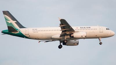 9V-SLQ - Airbus A320-233 - SilkAir