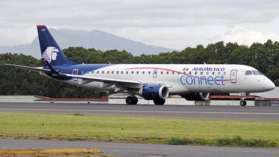 XA-GAD - Embraer 190-100LR - Aeroméxico Connect
