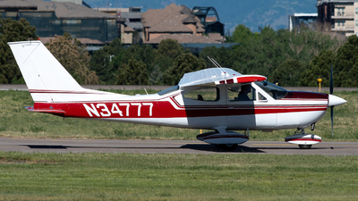 N34777 - Cessna 177B Cardinal - Private