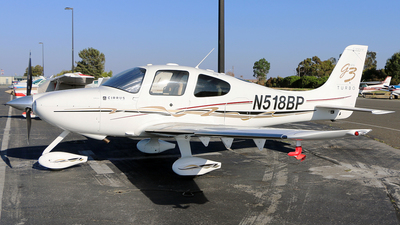 A picture of N518BP - Cirrus SR22 - [2683] - © Jeroen Stroes