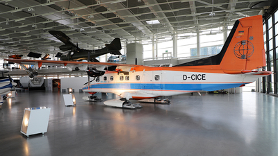 D-CICE - Dornier Do-228-101 - Germany - Alfred Wegener Institute for Polar and Marine Research (AWI)