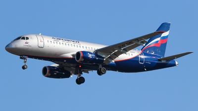 RA-89057 - Sukhoi Superjet 100-95B - Aeroflot