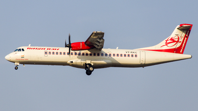 VT-RKC - ATR 72-212A(600) - Alliance Air