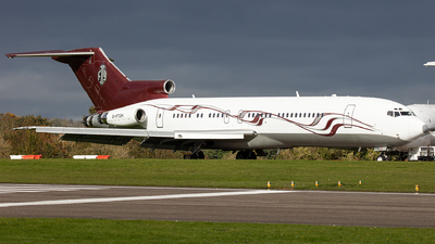 M-FTOH - Boeing 727-269(Adv) - Strong Aviation