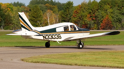 N33036 - Piper PA-28-140 Cherokee - Private