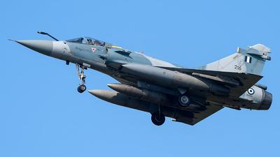 216 - Dassault Mirage 2000EG - Greece - Air Force