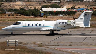 SX-BNR - Bombardier Learjet 60 - Aegean Airlines