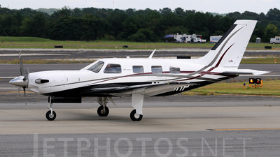 A picture of N580HP - Piper PA46500TP - [4697329] - © Agustin Anaya