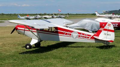OE-AFC - Piper PA-18-150 Super Cub - Private