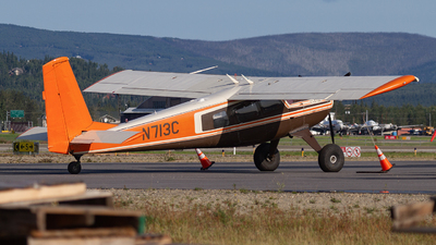 N713C - Helio H295 Courier - Wright Air Service