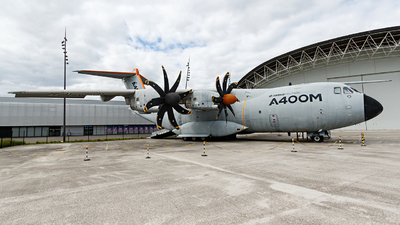 F-WWMT - Airbus A400M - Airbus Military