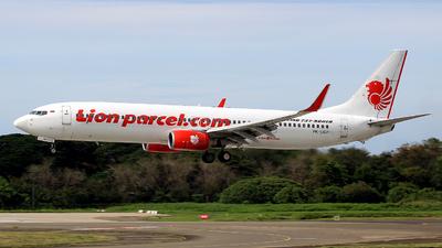 PK-LGP - Boeing 737-9GPER - Lion Air