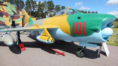 101 - WSK-Mielec Lim-5P - Poland - Air Force