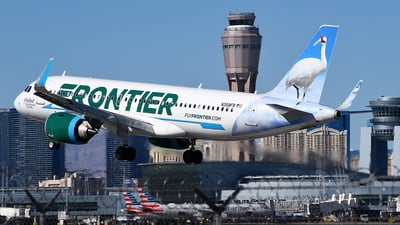N358FR - Airbus A320-251N - Frontier Airlines