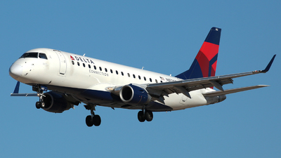 N602CZ - Embraer 170-200LR - Delta Connection (Compass Airlines)