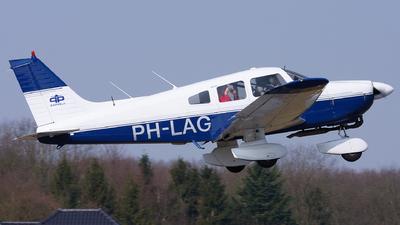 PH-LAG - Piper PA-28-181 Archer II - Seppe Air Service