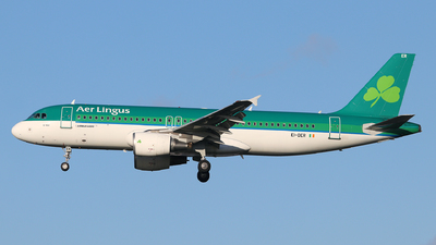 A picture of EIDER - Airbus A320214 - Aer Lingus - © Dave Potter
