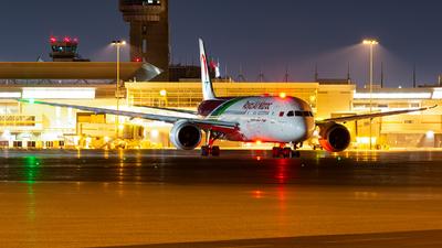 CN-RGZ - Boeing 787-9 Dreamliner - Royal Air Maroc (RAM)