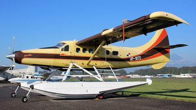 HP-1870 - De Havilland Canada DHC-3 Otter - Private