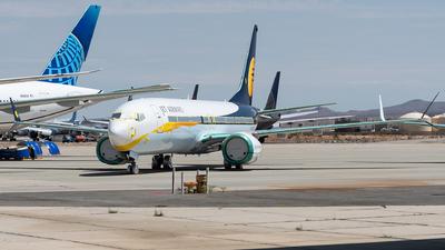 2-JXAX - Boeing 737-8 MAX - Jet Airways